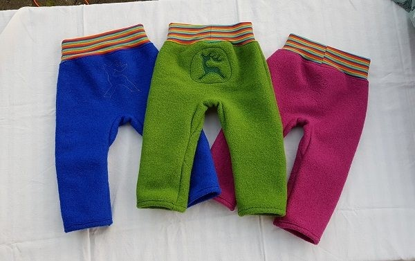 Wollwalk Kinder Schlupfhose
